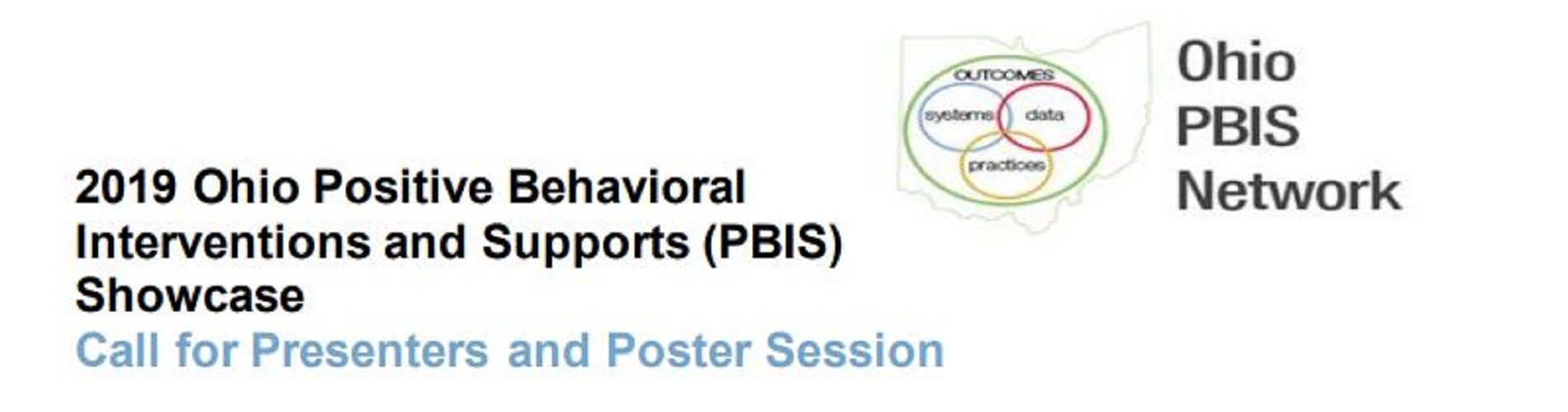 2019 Ohio PBIS Showcase-December 11, 2019 Call for Presenters and Poster Session